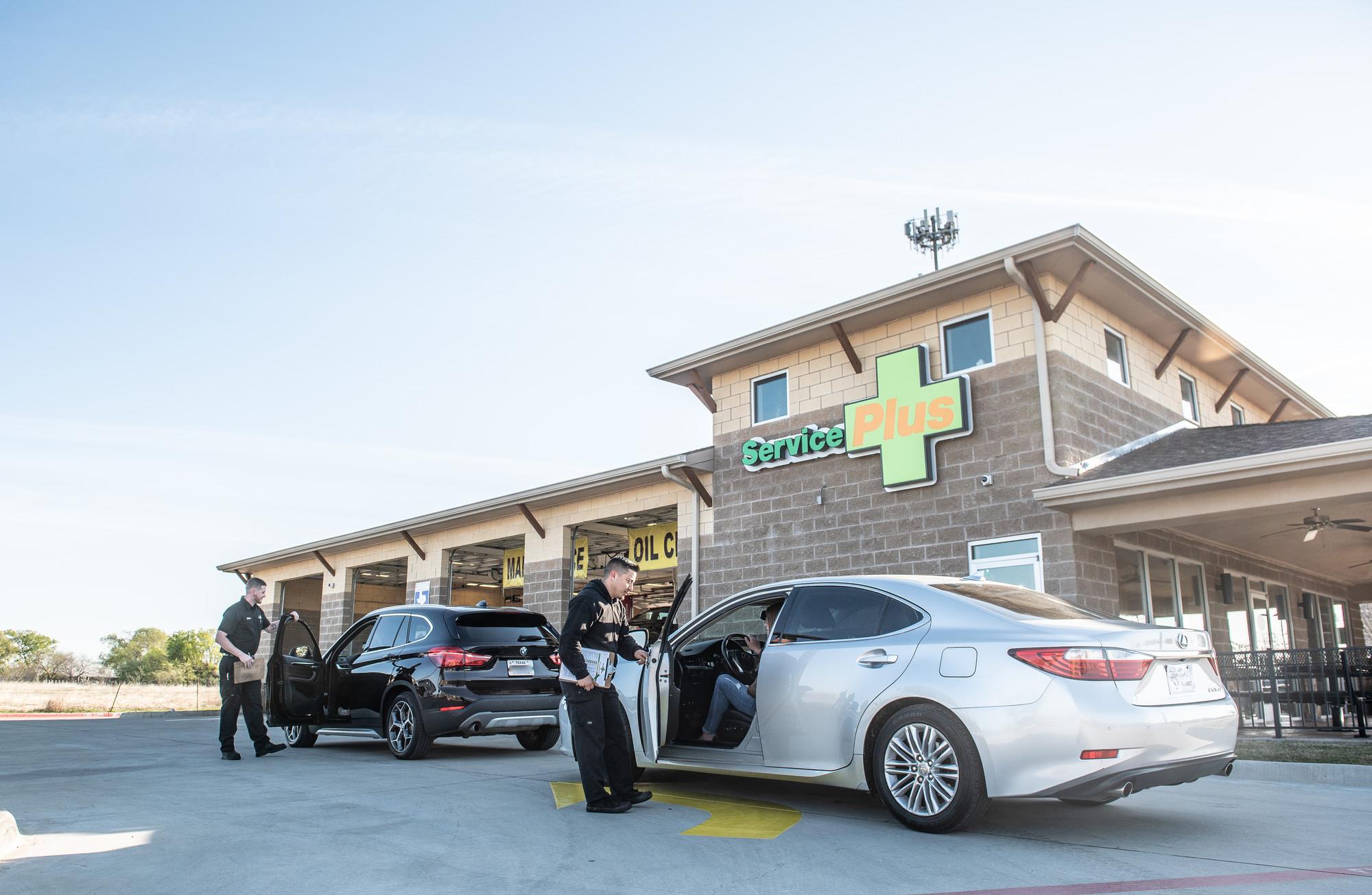 Fort Worth Auto Repair | Service Plus